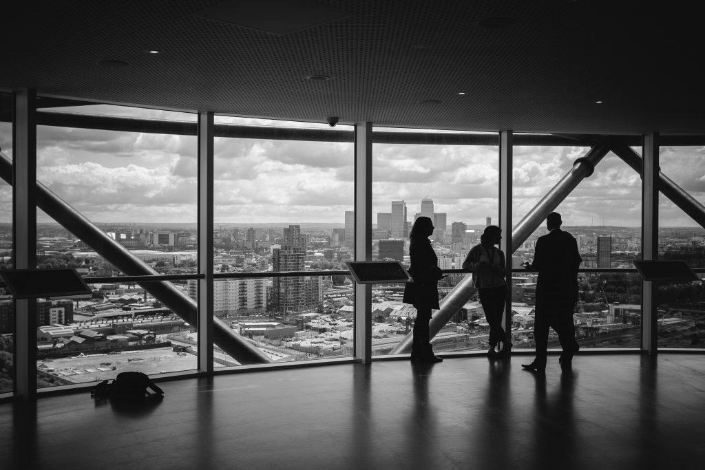 Die fünf Regeln des erfolgreichen Networkings