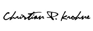 CHRISTIAN P. KROHNE